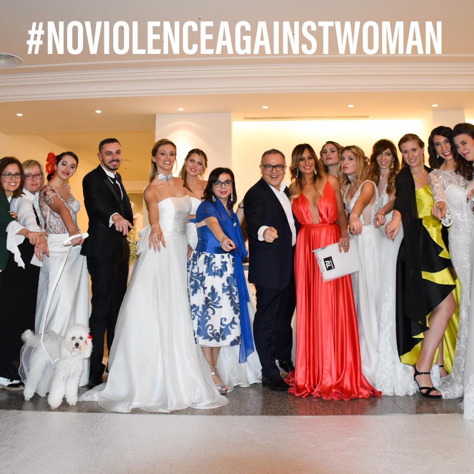 Stefano Blandaleone nella giornata Contro la Violenza sulle Donne