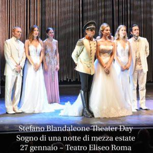 Stefano Blandaleone Theater Day - Sogno di una notte di mezza estate