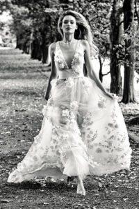 abito sposa stefano blandaleone modello 1803 foto 4 collezione 2019