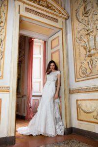 abito sposa stefano blandaleone modello 1813 collezione 2019