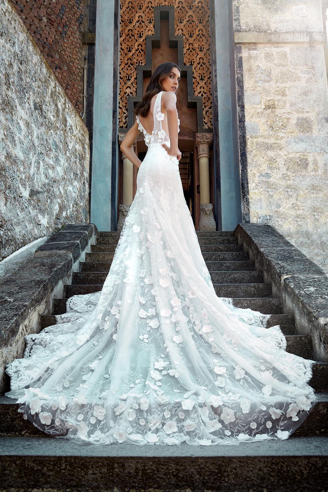 Una sirena sposa da sogno