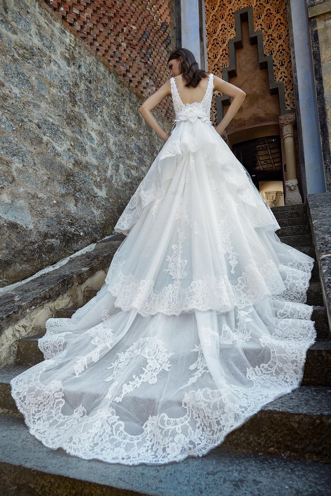 La sposa romantica