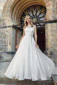 abito sposa 2019 collezione stefano b couture