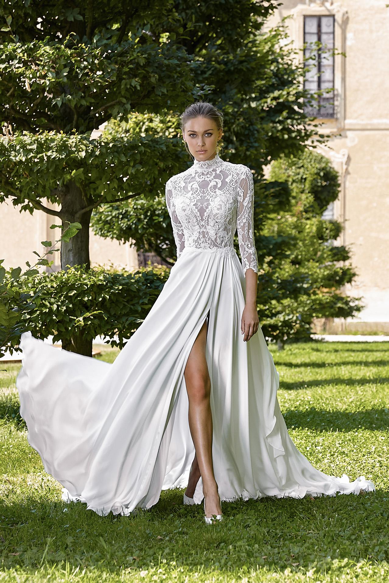 gli abiti da sposa di Stefano Blandaleone