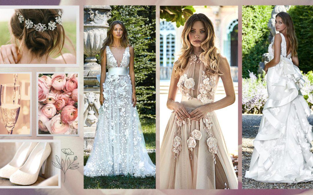 Matrimonio in palette: l'abito da sposa secondo l'armocromia