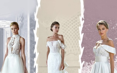 Abiti da sposa 2021: i 10 modelli di tendenza