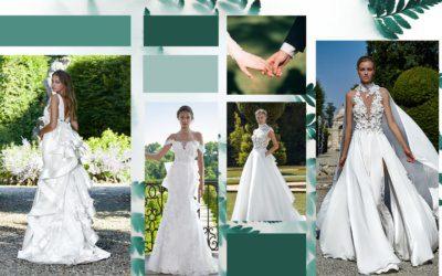 Abiti da sposa: scopri i 7 modelli evergreen