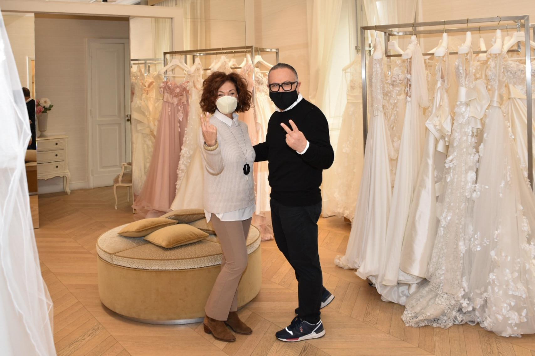 Abiti da sposa a Napoli - Vestiti da sposa