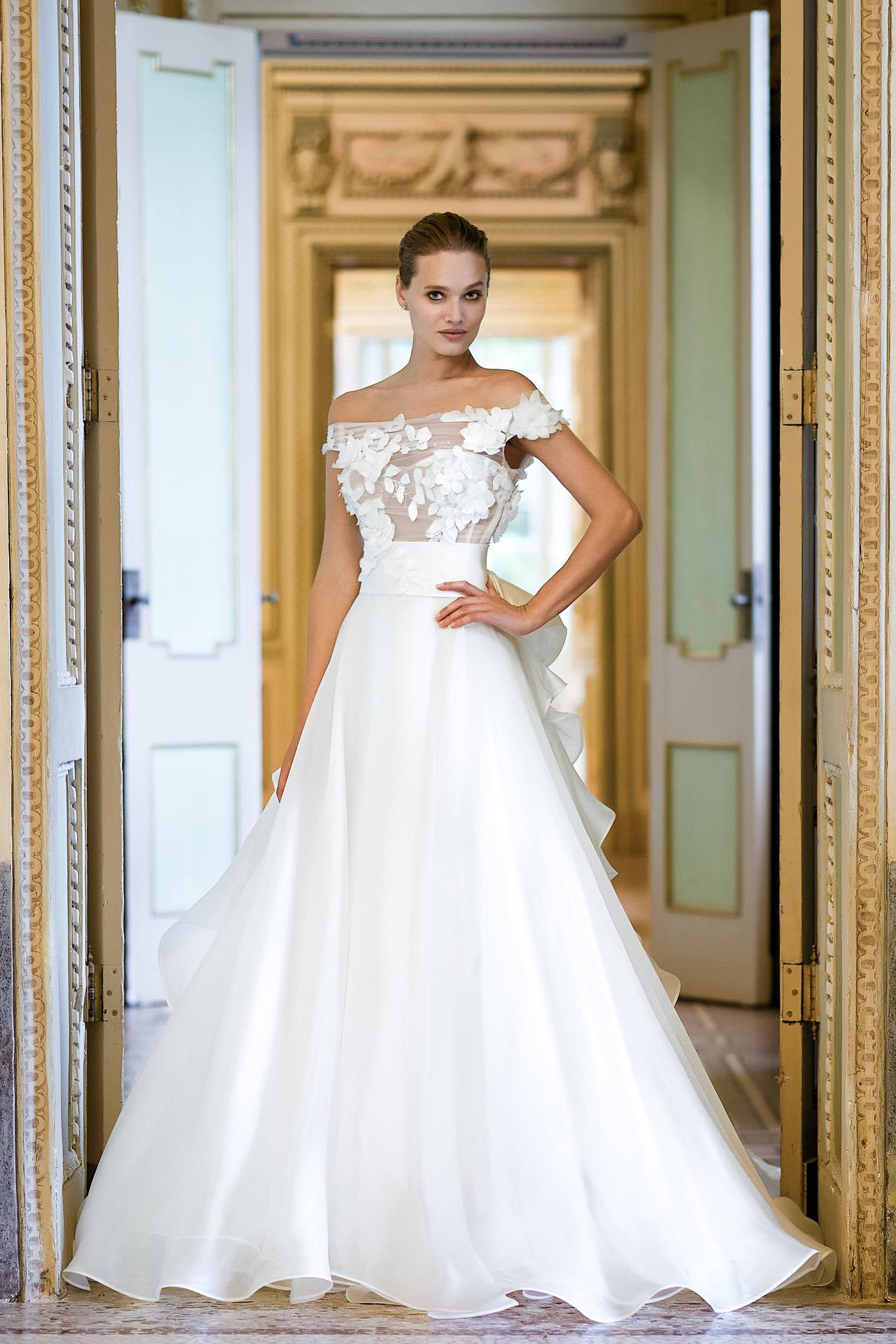 abito da sposa modello 2101