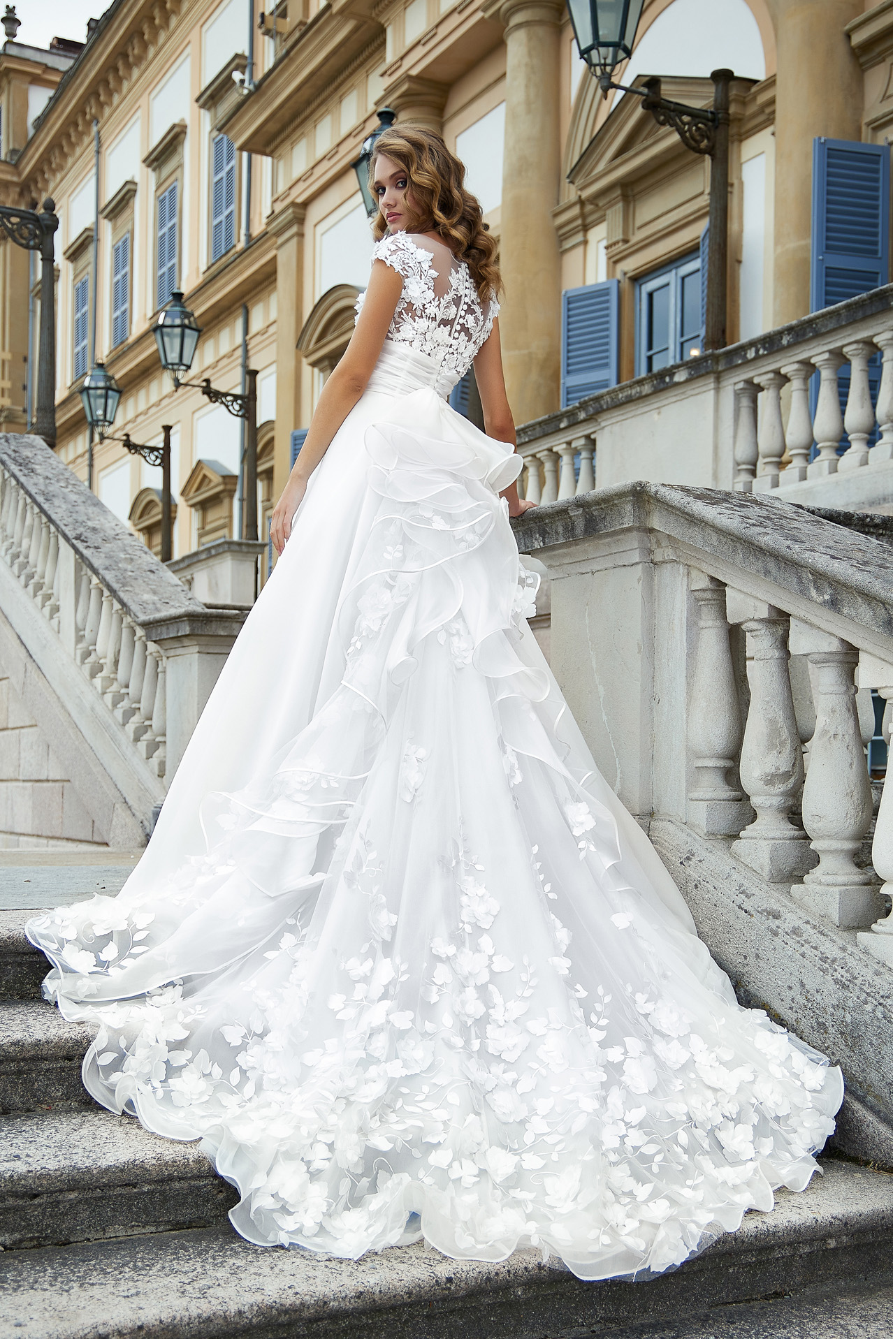 abito da sposa modello 2108